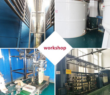 cuprous oxide's production line-China Yosoar