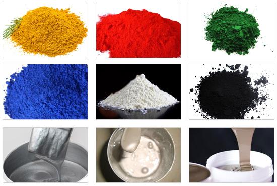 Yosoar's chemical powders