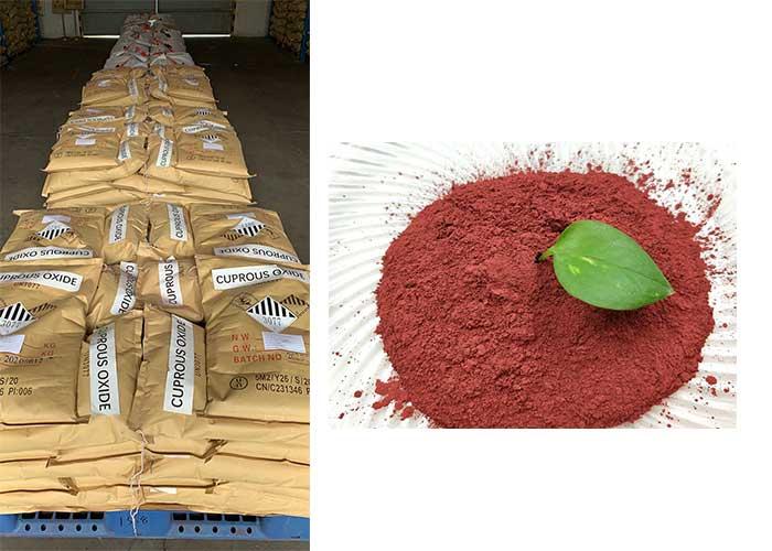 Red cuprous oxide supplier-yosoar (5)