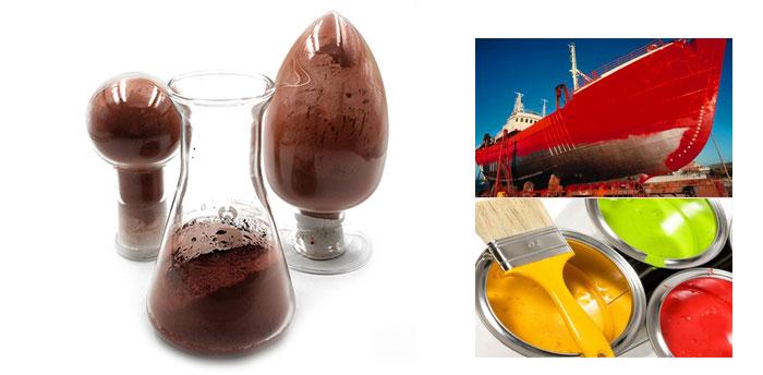 Red cuprous oxide supplier-yosoar5