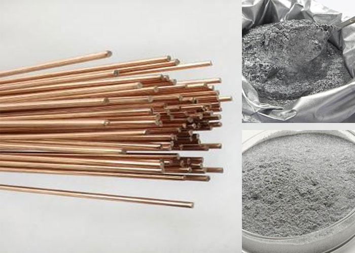 Silver powder manufacturer