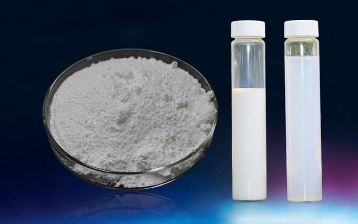 Zinc oxide nanoparticles dispersion2